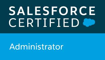 Salesforce 認定アドミニストレーター取得